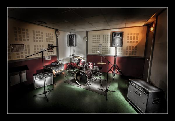 Accueil Studio de répétitions